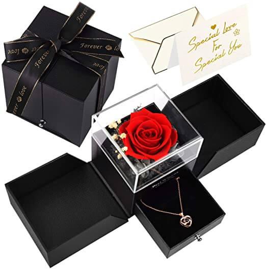 Rosa Roja Eterna la mejor rosa del 2021